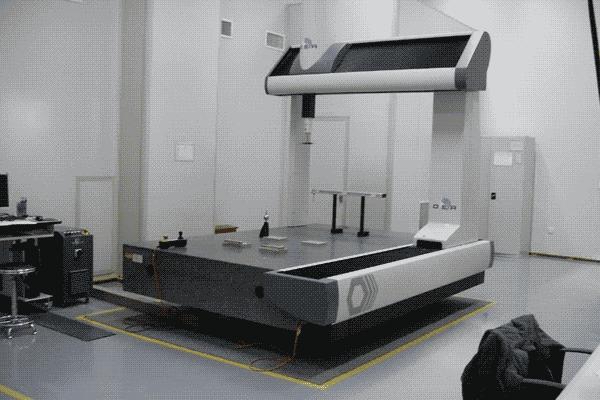 三坐标恒温恒湿实验室