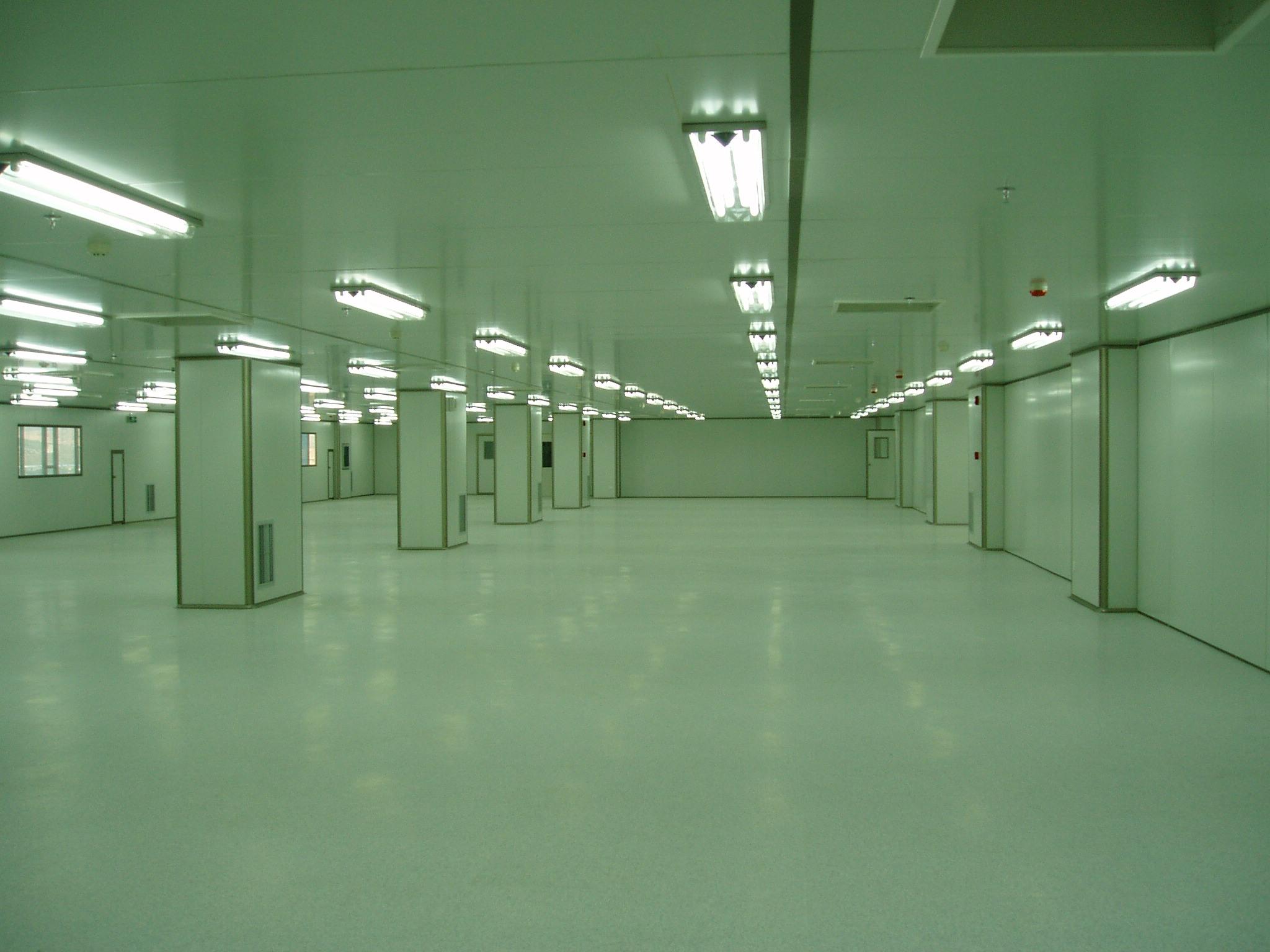 恒温恒湿厂房图片