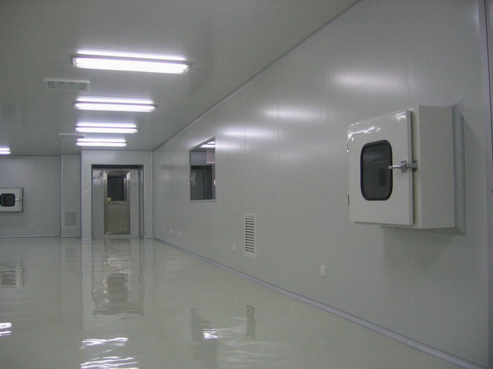 恒温恒湿电器厂房