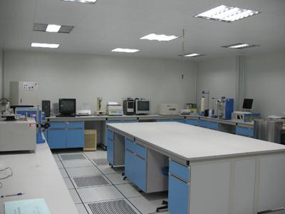 包装检测室