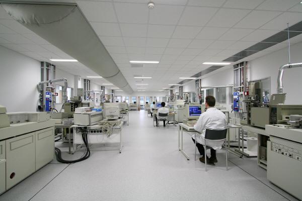 恒温科研实验室